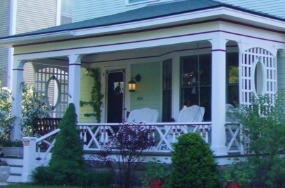 Perfect Porches Decks And Patios Are The Extensions Of Our Homes Where We Welcome,  Nurture, And Relax.